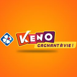 Keno Gagnant À Vie : Où y jouer en ligne