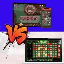roulette virtuel vs keno en ligne
