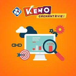 Statistiques de casino au keno en ligne : En quoi sont-elles importantes